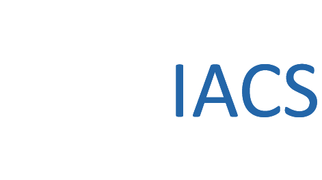 text-part of IACS-logo