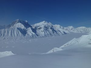 Westfork Glacier, Alaska Range (Photo: R. Hock)